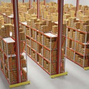 3PL Warehouse BCR