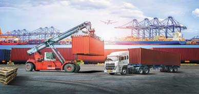 domestic freight forwarding transport australia