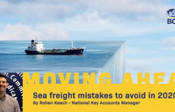 5 Common Mistakes Often Made When Managing Sea Freight