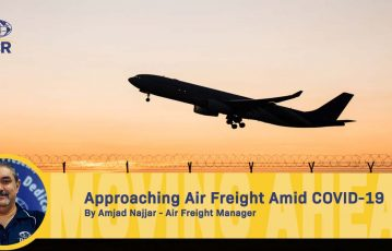 Approaching Air Freight Amid COVID-19