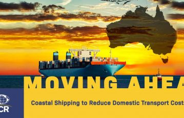 Coastal Shipping to Reduce Domestic Transport Costs?