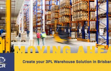 Create your 3PL Warehouse Solution in Brisbane