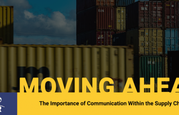 The Importance of Communication Within the Supply Chain